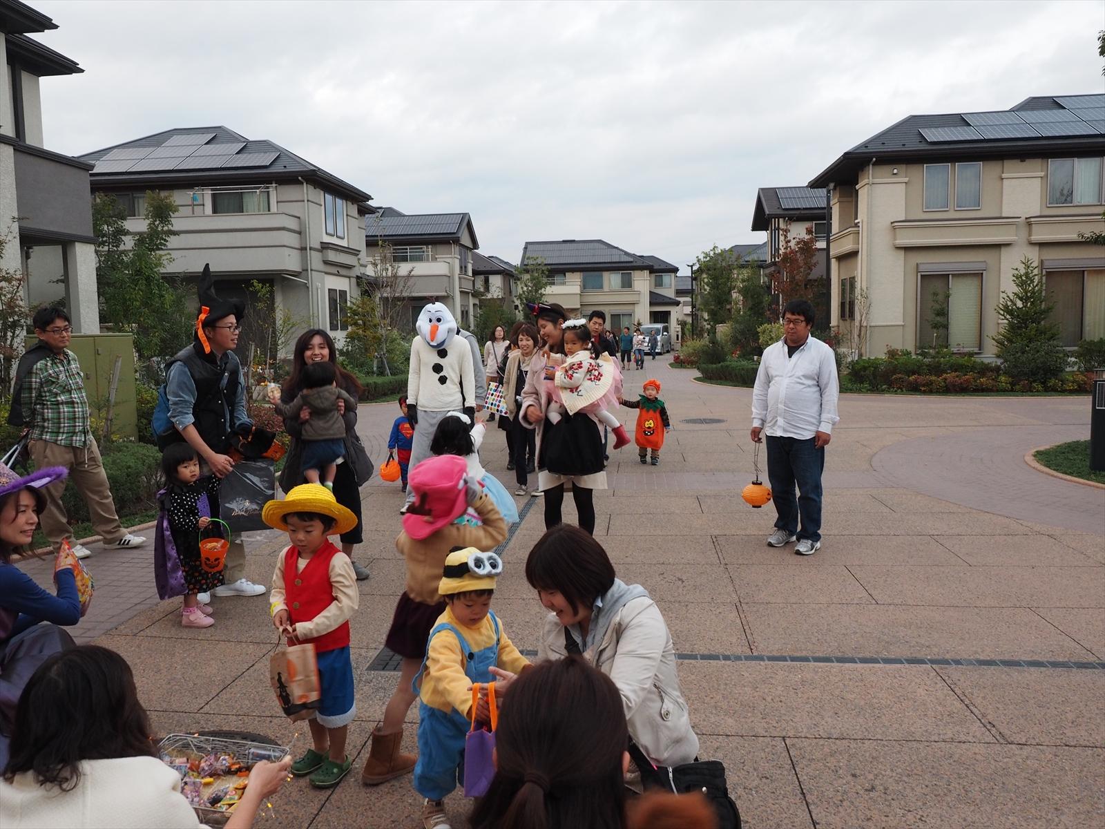 ハロウィンパーティー(2015年度)
