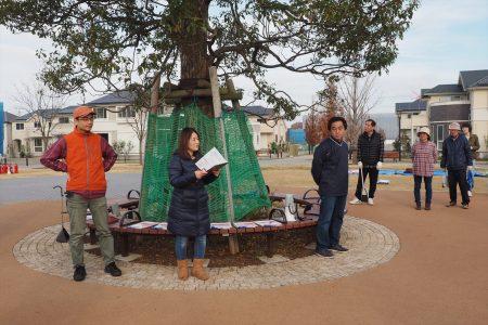 環境美化活動2016年12月4日